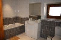 Salle de bain du gite les bergeronnettes